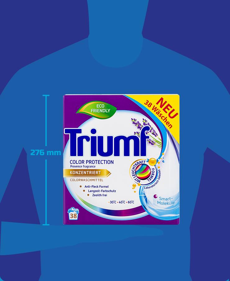 Poważnie Proszek do prania Triumf Color Protection 2,8 kg - Triumf GA78
